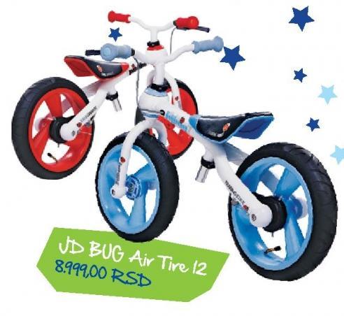 Dečije biciklo JD Bug Air Tire 12