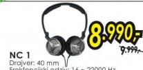 Slušalice NC 1