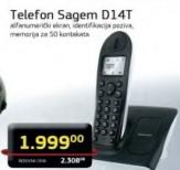 Telefon D14T