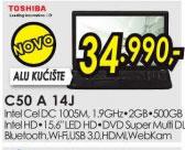 Laptop Satellite C50A-14J