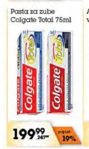 Pasta za zube Total