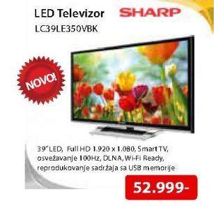 """Televizor LED 39"""" LC39Le350VBK"""