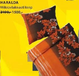 Set posteljine Haralda