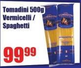 Špagete Tomadini