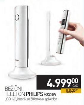 Bežični telefon M3301w