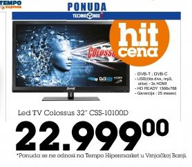 Televizor LED 32'' CSS 10100D