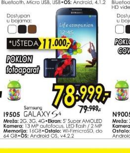 Mobilni telefon i9505 Galaxy S4