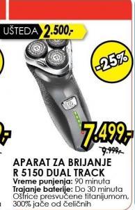 Aparat za brijanje R5150