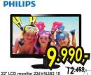 "LED LCD monitor 22""  226V4LSB28/10"