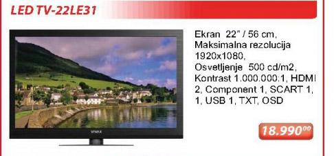 Imago LED Tv-22Le31