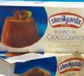 Puding čokolada