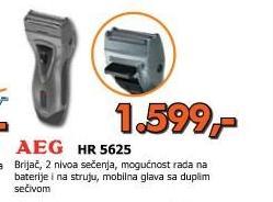Brijač HR 5625