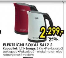 Električni bokal 5412 2