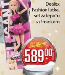 Fashion lutka