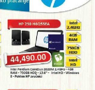 Laptop računar 250 H6Q55EA