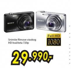 Digitalni Fotoaparat Cyber-Shot Dsc-Wx200