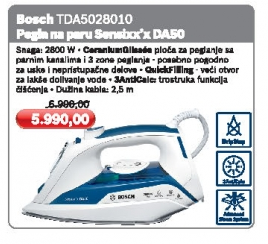 Pegla Tda 5028010