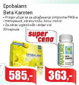 Epobalans kapsule