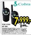 Toki voki Cobra MT200