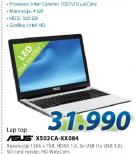 Laptop X502CA-XX084