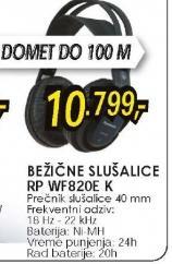Bežične slušalice RP-WF820E-K