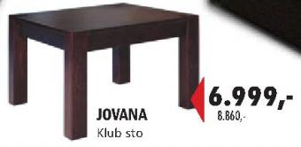 Klub sto Jovana