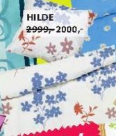 Posteljina Hilde
