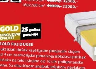 Dušek Gold F85