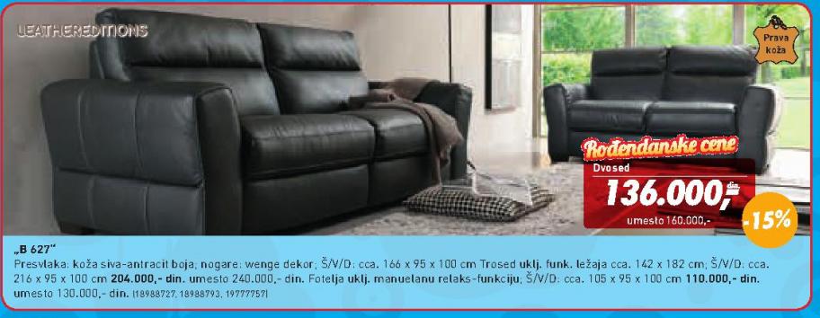 Fotelja B 627