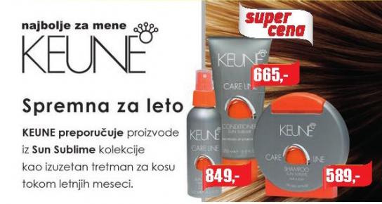 Šampon za kosu Care Line Sun Sublime