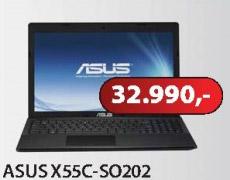 Laptop X55C-SO202
