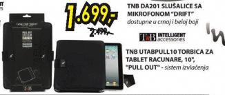 """Futrola za tablet do 10"""" UTABPULL10"""