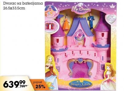 Igračka dvorac