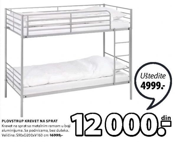 Krevet na sprat Plovstrup