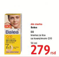 BB Krema za lice sa koenzimom Q10