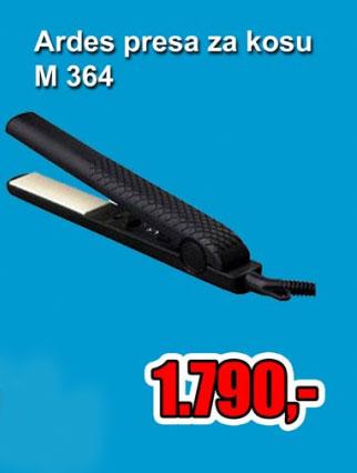 Presa za kosu M 364