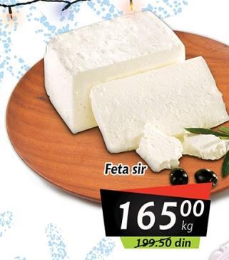 Feta sir