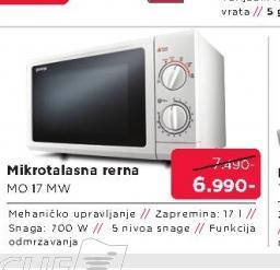 Mikrotalasna MO17MW