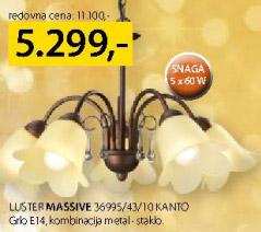 Luster 36995/43/10 Kanto