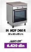 Kuhinjski element IN MDF D60 R