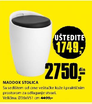 Stolica Maddox