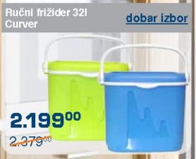 Ručni frižider 32l