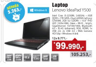 Laptop IdeaPad Y500 (59360495)