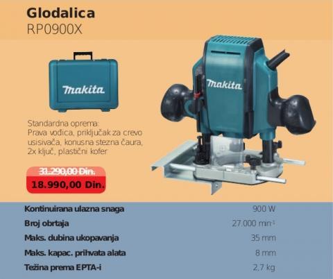 Glodalica RP0900X