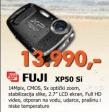 Digitalni foto aparat XP50 Si