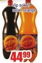 Gazirani sok narandža VIP