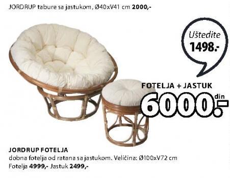Fotelja Jordrup