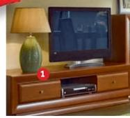 TV  Polica RTV2S,4,15, Largo Classic
