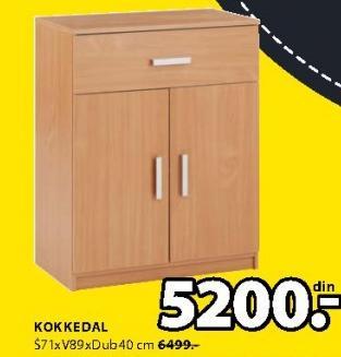 Komoda Kokkedal