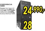 Desktop računar Smart Box konfiguracija N2800